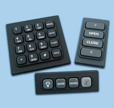Silicon Rubber Keyboard | Keypads Manufacturer